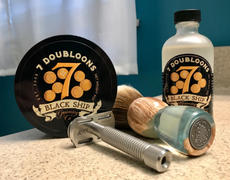 Black Ship Grooming Co. 7 Doubloons After Shave Splash Review