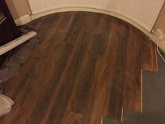 Brooklyn Trading Red River Hickory Wood Laminate Flooring - 10mm - 1.73m2 Review