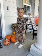 Posh Peanut Lana Leopard Tan Pajamas Review