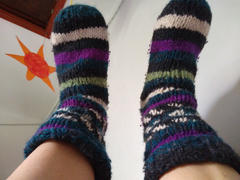 The Hippy Clothing Co. Fleece Lined Socks Review