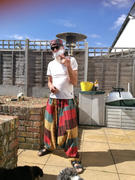 The Hippy Clothing Co. Men's Colourful Harem Pants Review