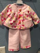 Pixie Faire Slumber Party Pajamas 18 Doll Clothes Pattern Review