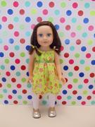Pixie Faire Drawstring Dress 18 Doll Clothes Review