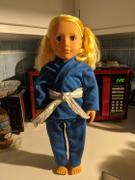 Pixie Faire Karate Uniform 18 Doll Clothes Review