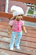 Pixie Faire Boot Cut Jeans 18 Doll Clothes Pattern Review