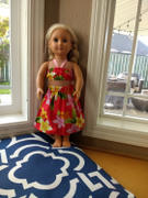 Pixie Faire Hawaiian Pa'u Hula Outfit 18 Doll Clothes Review