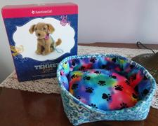 Pixie Faire Pet Bed 18 Doll Furniture Review