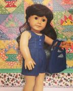 Pixie Faire Emma Tote Bag 18 Doll Accessory Pattern Review