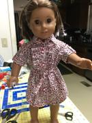 Pixie Faire Button Down Tunic 18 Doll Clothes Review