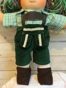 Pixie Faire Lederhosen 18 Doll Clothes Pattern Review