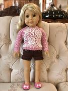 Pixie Faire Piccadilly Sweater and Skirt Bundle 18 Doll Clothes Pattern Review