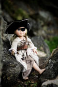 Pixie Faire Pirate Hat Story Book Collection: Toppers 18 Doll Clothes Review