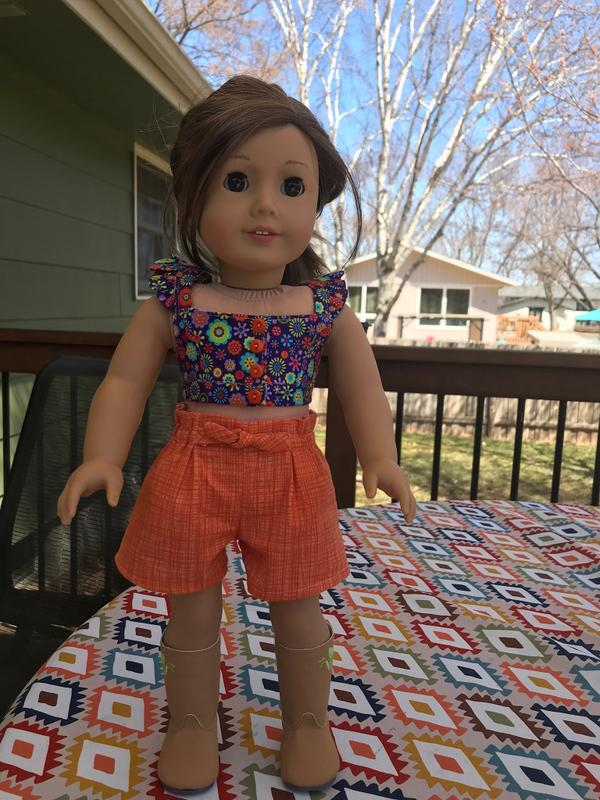 Forever 18 Inches Summer Picnic Outfit Doll Clothes ...