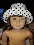 Pixie Faire Hedy Fedora 18 Doll Accessory Pattern Review