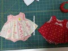 Pixie Faire My Baby Girl Romper 15 Baby Doll Clothes Pattern Review