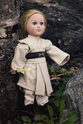 Pixie Faire Galactic Warrior 18 Doll Clothes Pattern Review