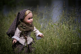Pixie Faire Outlandish: Highland Lass 18 Doll Clothes Review