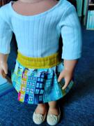 Pixie Faire Simply A Skirt 18 Doll Clothes Review