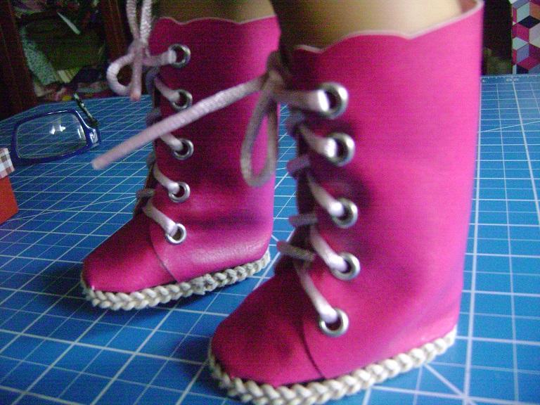 Pixie Packs SHAPE 1 Pre-cut Shoe Soles 6mm Color Variety 1