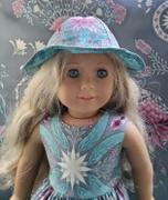 Pixie Faire Petal Hat 18 Doll Accessories Review
