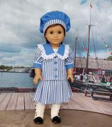 Pixie Faire Harriet - Edwardian Style Sailor Outfit 18 Doll Clothes Pattern Review
