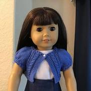 Pixie Faire Bayswater Bolero 18 Doll Knitting Pattern Review