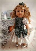 Pixie Faire Awesome 80s Party Dress 18 Doll Clothes Pattern Review