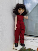 Pixie Faire Rosie Romper Doll Clothes Pattern for Ruby Red Fashion Friends™ Review