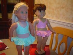 Pixie Faire Sun Bathing Cutie 18 Doll Clothes Review