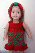 Pixie Faire Back To Africa SLIM 18-19 Doll Clothes Knitting Pattern Review