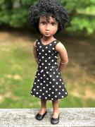 Pixie Faire Mackenzie Dress Pattern for AGAT Dolls Review