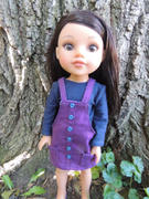 Pixie Faire Faux Button Jumper for 13 - 14 Dolls Review