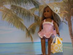 Pixie Faire The One-Piece Bathing Suit 18 Doll Clothes Review