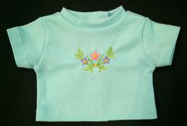 Pixie Faire Free Floral Spray Machine Embroidery Design Review