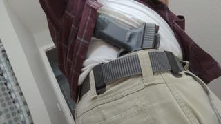 Nexbelt XL Titan Grey PreciseFit™ Gun Belt Review