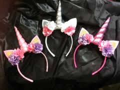 Pretty in Pink Supply Padded 5 Unicorn Horn Review
