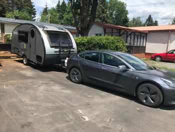 Stealth Hitches Tesla Model 3 (2017 - 2020) Review