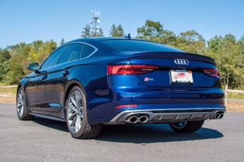 Stealth Hitches Audi S5 (2018 - 2020) Review