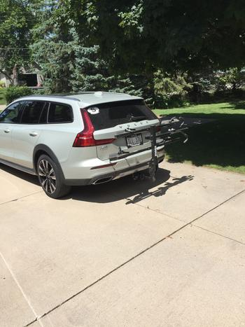 Stealth Hitches Volvo V60 Cross Country (2019 - 2020) Review