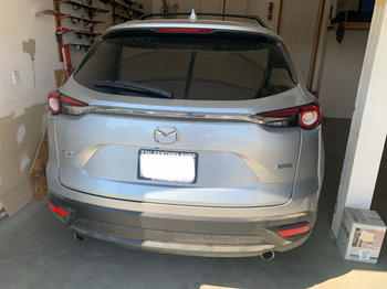 Stealth Hitches Mazda CX-9 Hitch (2016 - 2020) Review