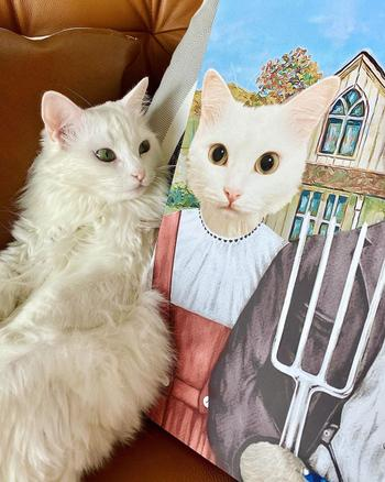 Canvasist American Gothic Pet Canvas Review