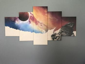 Canvasist Smoking Man Universe Canvas Set Review