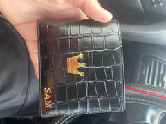 Michael Louis Inc Black Croc Classic Bifold Wallet Review