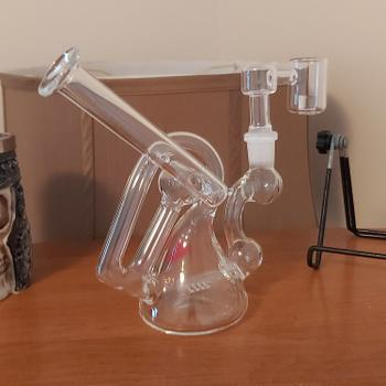 Great White North Vaporizer Company The Sci-Fi Rig Review