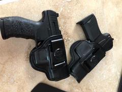 Maxx Carry 4 in 1 Multiple Carry Leather Holster Review
