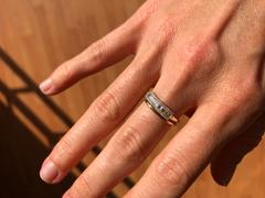 Ferkos Fine Jewelry 14K Gold Horizontal Baguette Diamond Ring Review
