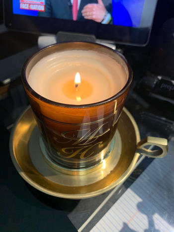 Murchison-Hume Japanese Quince Candle Review