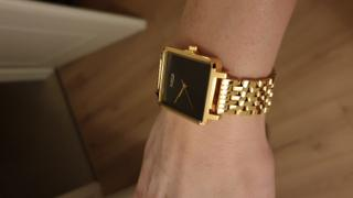 PURELEI PURELEI 'Square Gold Black' Uhr Review