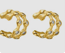 PURELEI PURELEI 'Kaimana' Earcuff Gold Review