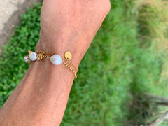 PURELEI PURELEI 'Kalea' Bracelet Gold Review